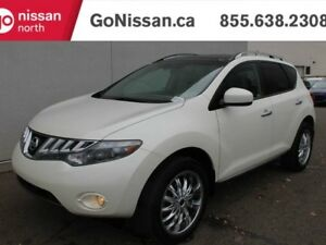 2010 Nissan Murano LE, AWD, LEATHER, SUNROOF, PUSH BUTTON. GREAT