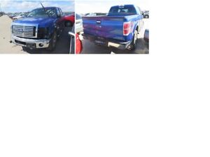 2012 Ford F-150 SuperCrew XLT Truck salvage rebuilt easy fix