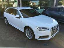 Audi A4 Avant 2.0 TDI 150 CV S line edition-FULL OPTIONAL