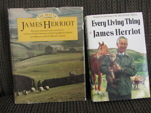 Six Books by James Herriot  -Country Vet