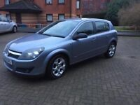 Vauxhall astra sxi diesel 56 plate mot and service history