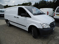 Mercedes-Benz Vito 2.1TD 113CDI Panel Van