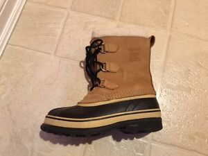 Youth Sorel Caribou Winter Boots
