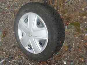 Winter tires for Toyota Echo
