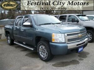 2011 Chevrolet Silverado 1500 LT | 4x4 | CERTIFIED