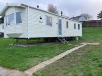 3 Minutes from the beach 3 bedrooms 8 berth £50 Deposit