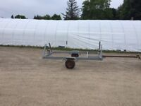 Mobile Sign Base with no Sign N/A Guelph Ontario Preview