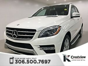 2013 Mercedes-Benz M-Class ML 350 BlueTEC | Leather | Sunroof |
