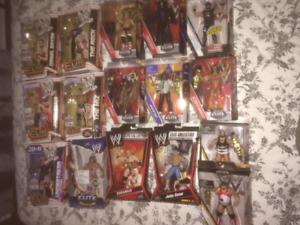 WWE Elite Lot Action Figures for sale