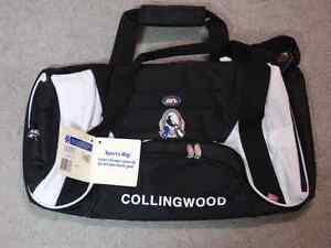 Collingwood Football Club Sports Bag Redbank Plains Ipswich City Preview