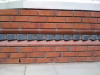 Brickwork / Extensions / Garden Walls / Backyard Walls / Pointing (All Types) / Plastering