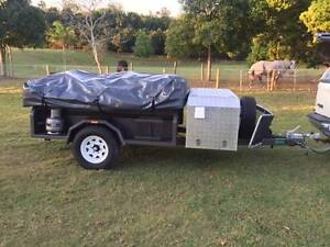 CAMPER TRAILER TRAVEL COVER Willow Vale Gold Coast North Preview