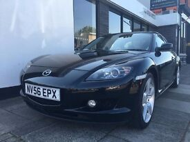 Mazda RX-8 1.3 4dr Only 54255 GENUINE MILES