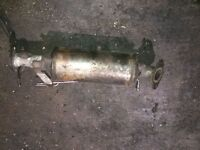 Mazda 5 2.0 DPF Particle filter Diesel particle filter (2005)
