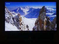 SAMSUNG 48HU7500 4K Ultra HD 3D Smart TV.