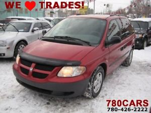 2002 Dodge Caravan SE - LOW KMS - WE DO TRADES