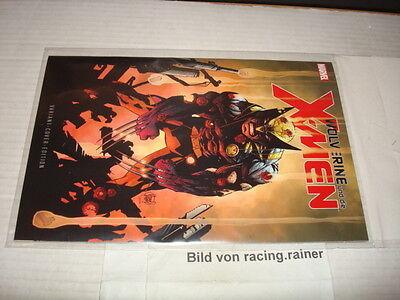 Wolverine und die X-Men 6 Variant Cover Edition limitiert 121 Exemplare Panini