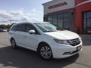 2015 Honda Odyssey EX-L - LEATHER - ONE OWNER - ACCIDENT FREE