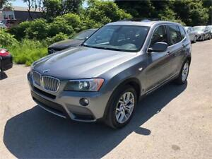 2011 BMW X3 28i, Safety & ETEST for ON or QC INCL.