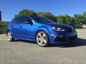 2013 Volkswagen Golf R Hatchback