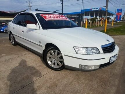 2003 Holden Statesman WK V6 4 Speed Automatic Sedan