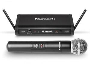 Numark WS 100 Wireless Microphone System