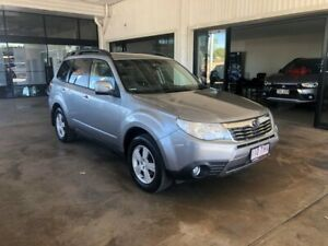 2008 Subaru Forester S3 MY09 XS AWD Premium Silver 4 Speed Sports Automatic Wagon Menzies Mt Isa City Preview