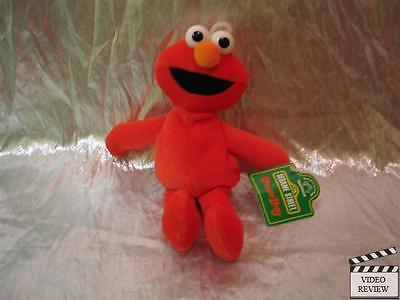 Elmo Sesame Street Bean Bag NEW (Elmo Bean Bag)