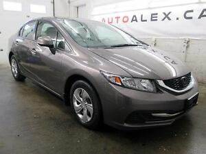 2013 Honda Civic LX AUTO A/C SIÉGES CHAUFFANTS CRUISE
