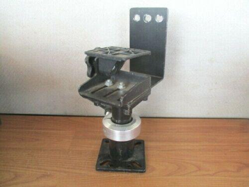 HAVIS  C.H.P. PATROL CAR VEHICLE COMPUTER POLE MOUNT TELESCOPING SWIVEL MOUNTING