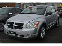 2011 Dodge Caliber SXT  with ONE YEAR WARRANTY