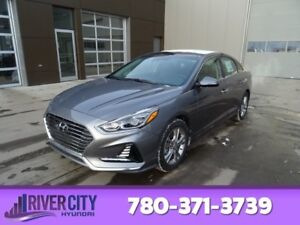 2018 Hyundai Sonata LIMITED 2.4L Heated steering wheel, Heated s