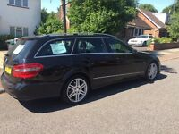 Mercedes Benz E350 BlueEFFICIENCY AMG 7G-Tronic Estate(7 seater)