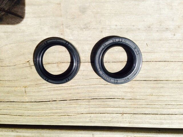 40HP Rotary Cutter Gearbox Seal Kit, Includes 1 each Input and Output Seals