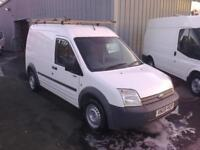NO VAT 2009 09 reg Ford Transit Connect 1.8TDCi ( 90ps ) Euro IV T230 LWB L