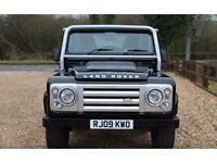 Land Rover DEFENDER 90 2.4 TDi SVX Soft Top