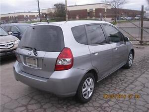 2007 HONDA FIT ACCIDENT FREE