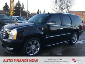 2010 Cadillac Escalade BLACK ON BLACK LUXURY EDITION