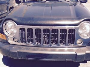 Jeep Liberty ** diesel ** 4 cylindres 2.8 litres 4x4