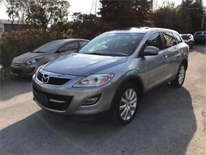 2010 Mazda CX-9 GT, Safety & ETEST for ON or QC INCL.