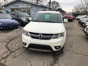 2014 Dodge Journey SE No Accidents! Fully Certified!