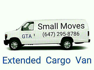 GTA Small Movers, Basement/Studio/Student, Bachelor Moves, Cheap
