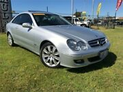 2006 Mercedes-Benz CLK350 C209 MY06 Elegance Silver 7 Speed Sports Automatic Coupe Wangara Wanneroo Area Preview