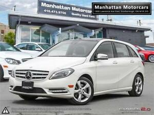 2014 MERCEDES BENZ B250 ULTRA PREM |NAV|PANO|PHONE|CAMERA|1OWNER