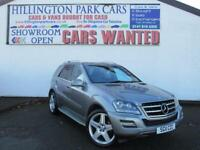 2011 Mercedes-Benz ML350 3.0CDI ( 221bhp ) 4X4 Auto Grand Edition