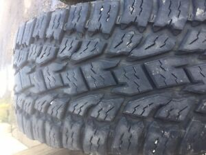 TOYO open country AT2 Extreme LT305/55R20