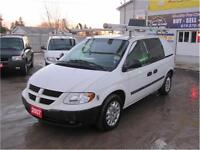 2007 Dodge Caravan C/V|ONE OWNER|NO ACCIDENTS| MUST SEE