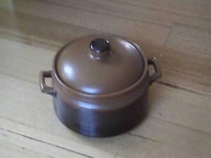 Glazed Ceramic Crock Pot Doncaster East Manningham Area Preview