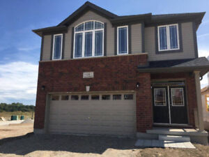 Brand New House for Rent in Kitchener (Fairway and Old Zeller)