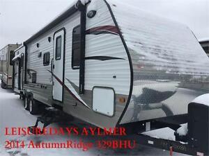 AYLMER 2014 starcraft AuntumRidge 329BHU *FINANCEMENT DISPONIBLE